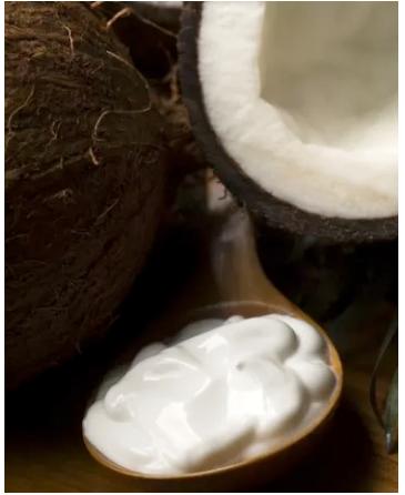 dầu dừa dưỡng ẩm cho làn da trong mùa đông