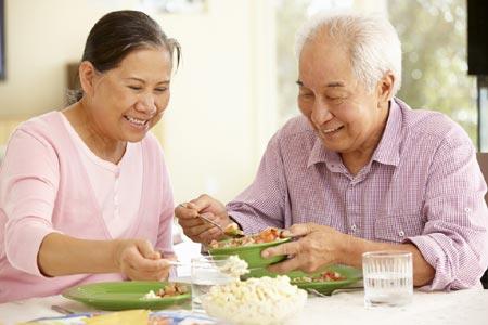 Một chế độ ăn phù hợp sẽ giúp tăng cường hệ miễn dịch.