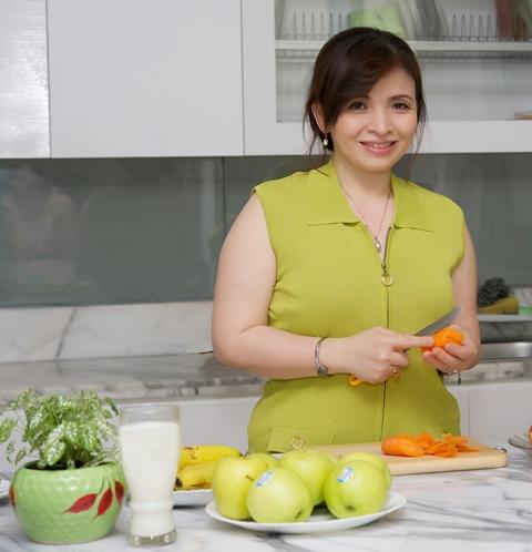 Dinh dưỡng dành cho phụ nữ trung niên