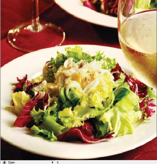 Salad giấm rau củ quả giúp giảm cân hiệu quả.