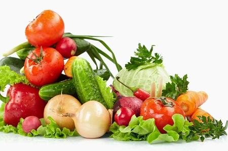 Rau quả giúp cân bằng acid trong cơ thể