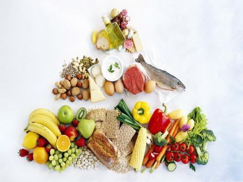 Thường xuyên ăn đa dạng các loại thực phẩm.